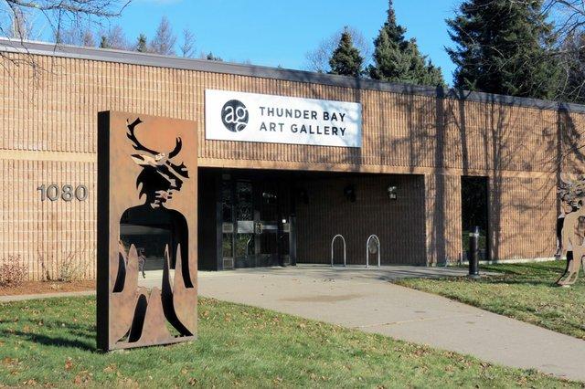 Thunder Bay Art Gallery – Exterior