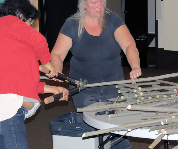 Thunder Bay Art Gallery – Cutting