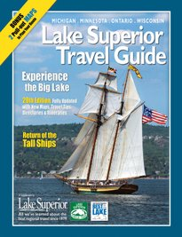 2016 Lake Superior Travel Guide