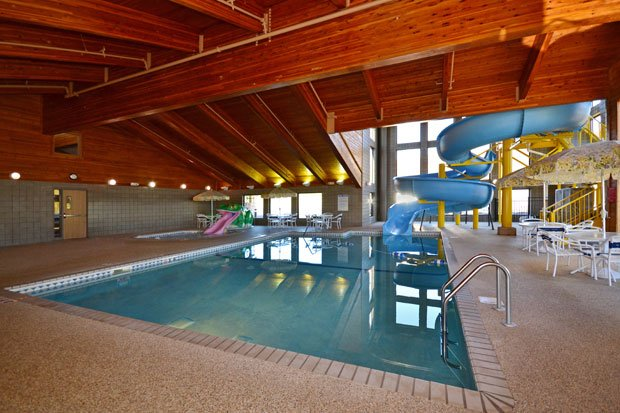 AmericInn Lodge and Suites - Pool with Slide