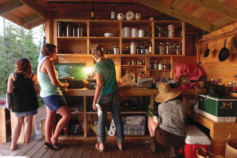 Rabbit Island: An Artists\' Retreat Like No Other - Lake Superior ...