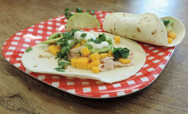 Recipe Box: Take-along Meals
