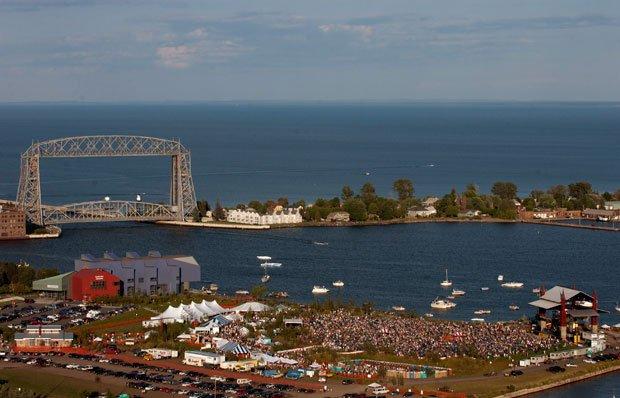 Visit Duluth - Bayfront Blues Festival