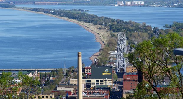 Visit Duluth - Canal Park & Park Point