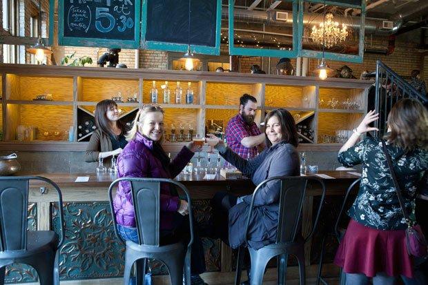 Visit Duluth - Cocktails at Virke