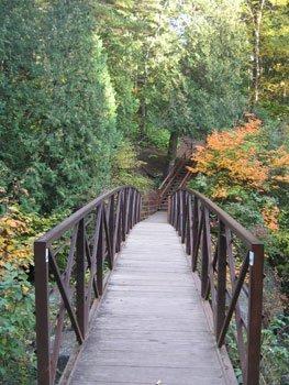 Visit Duluth - Bridge in Autumn