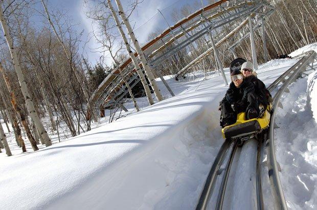 Visit Duluth - Spirit Mountain Coaster