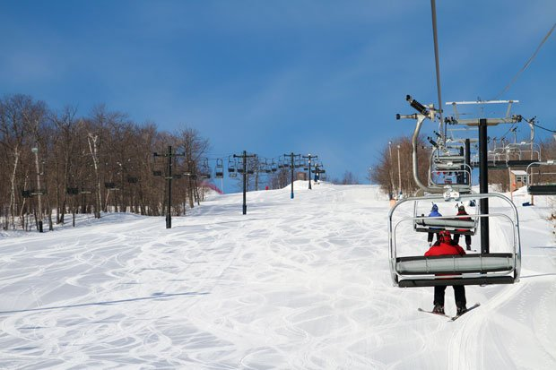 Visit Duluth - Spirit Mountain Chair Lifts