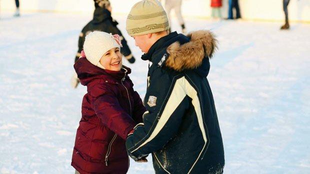Visit Duluth - Winter Ice Skating