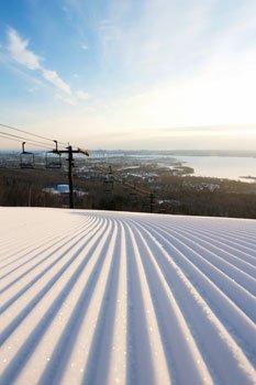 Visit Duluth - Spirit Mountain Winter View