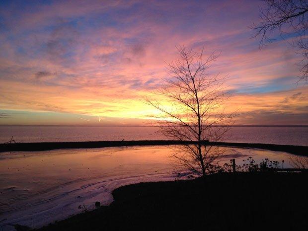 Visit Duluth - Lake Sunrise
