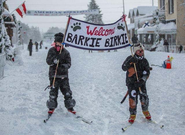 Barkie Birkie