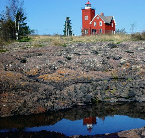 Lighthouse B-and-B – Reflection