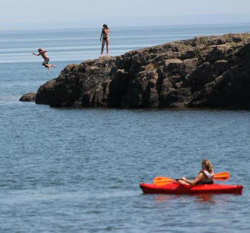 Two Harbors Area Chamber of Commerce – Kayak Festival