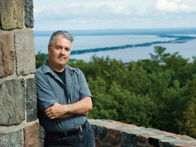 Murder They Wrote: How the Lake Superior Region Seduces Mystery Writers