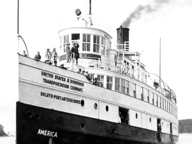 Steamship America