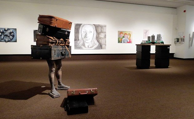 Thunder Bay Art Gallery – Lakehead University Annual Juried Student Exhibition