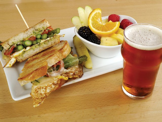 Recipe Box: What Pairs Well with Local Brews? Just About Everything
