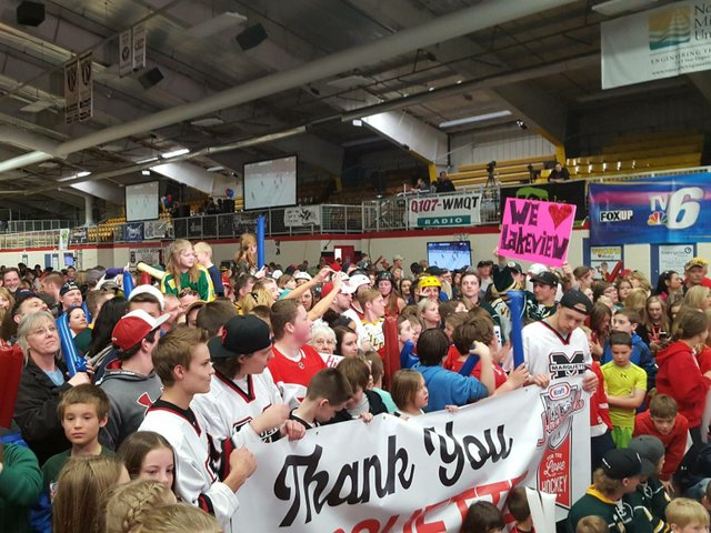 Hockeyville USA