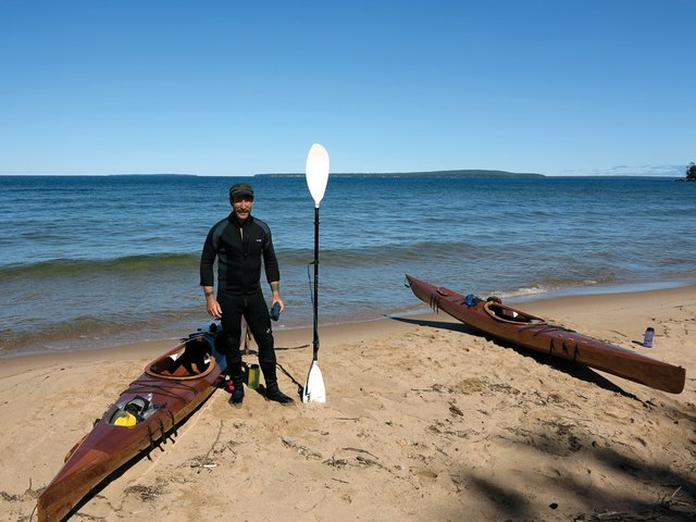 The Lake Is Boss: Returning a Little Wiser from an Apostle Islands Paddle
