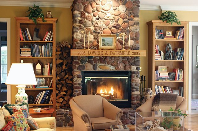 My 5 Favorite Fireplaces