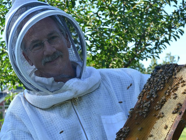 The Bee's Knees: Local Couple Adopts a Healthful Honey of a Hobby