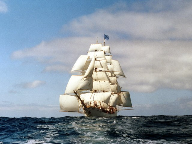 A Tall Tale: What It's Like to Sail on a Tall Ship