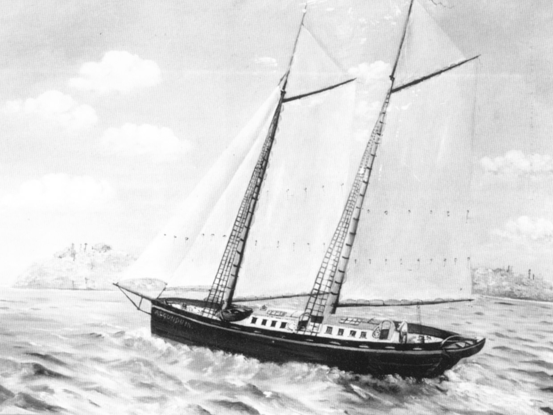 Sailing Ships On Lake Superior The Early History Ship Diagram Tall Pinterest Magazine