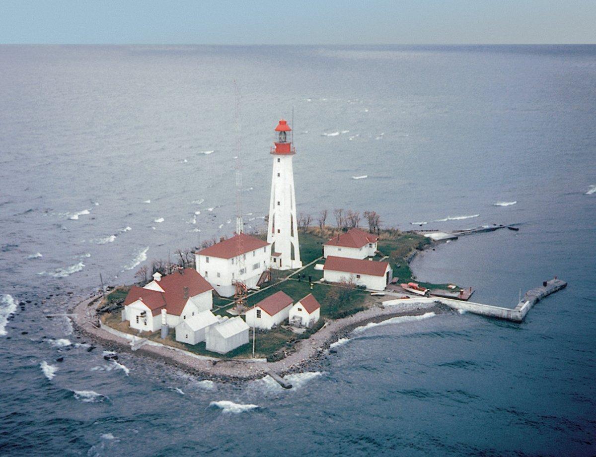 Lighting the Northern Edge: Lake Superior's Ontario Lighthouses