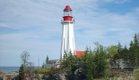 Michipicoten Island East End Lighthouse