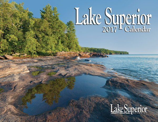 2017 Lake Superior Calendar