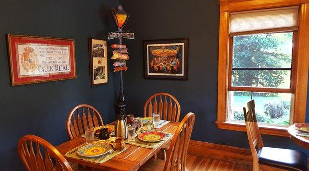 Pinehurst Inn - Breakfast Room