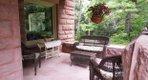 Pinehurst Inn - Front Porch