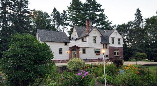 Pinehurst Inn - Garden and Main House