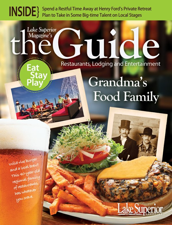 The Guide, December/January 2017