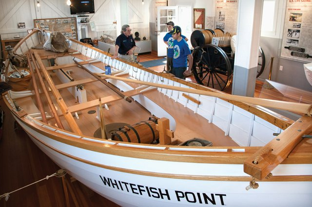 2016 Achievement Award Winner: Great Lakes Shipwreck Historical Society