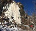 Visit Duluth - Ice Climbing at Quarry Park