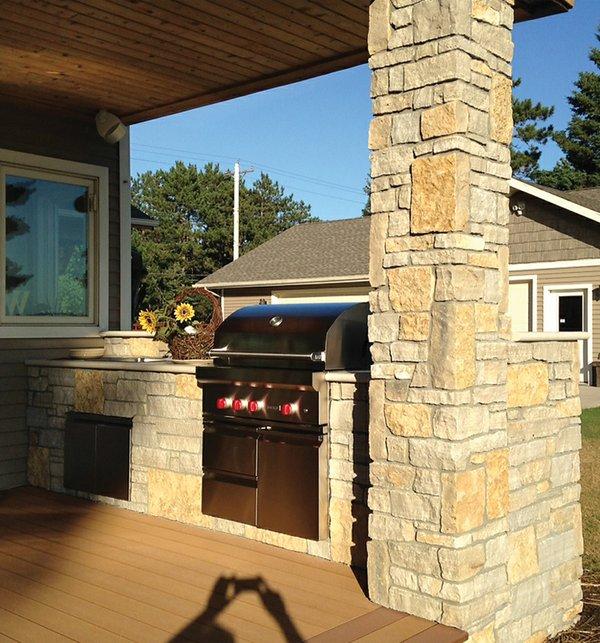 Building an Outdoor Room