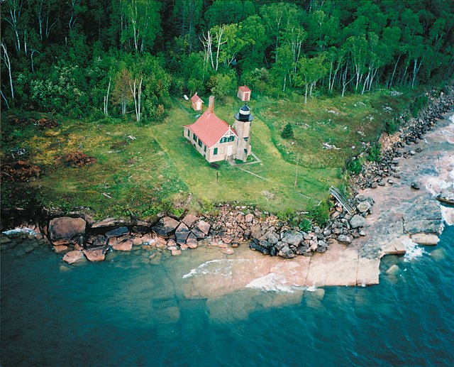 Lighthouses of the Apostle Islands
