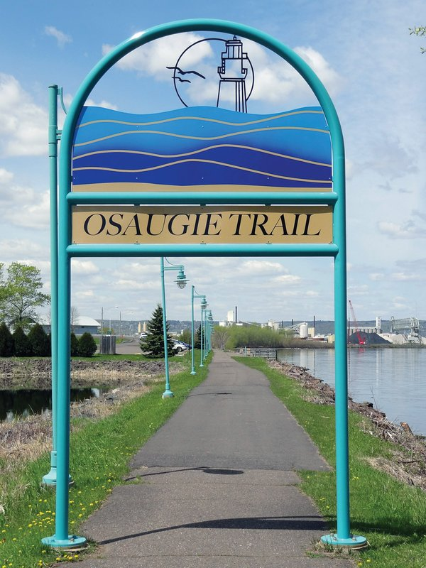 6 Trails for Maritime Sights