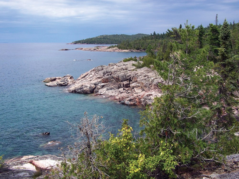 Lake Superior Journal: Day One at the Crossroads