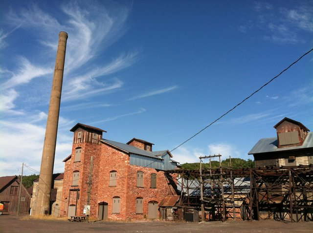 Quincy Smelter, Last of Its Kind