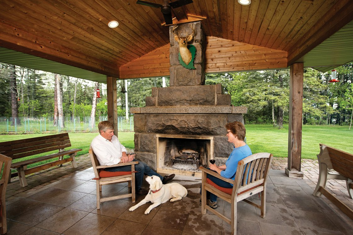 Lodge Logic: Turning an Old Commercial Property into a Dream Retirement Home