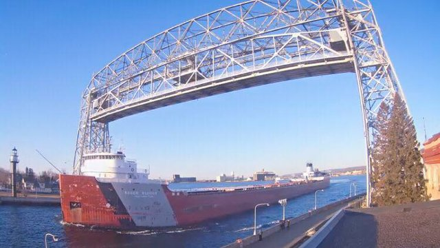 Roger Blough, March 22, 2017