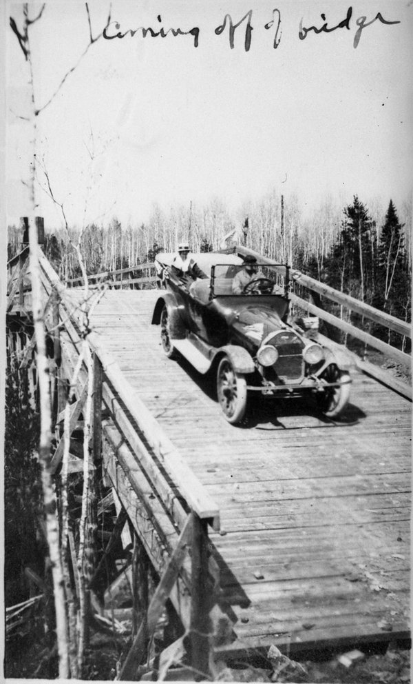 The Outlaw Bridge