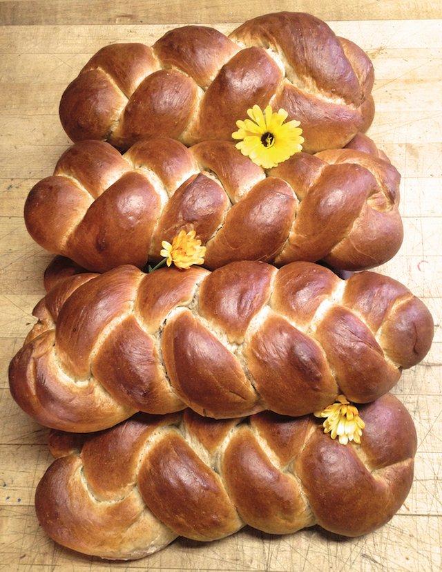 Celebrating Christmas Breads