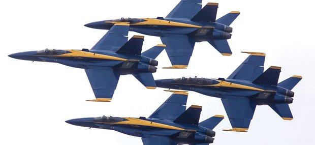 Visit Duluth – Blue Angels