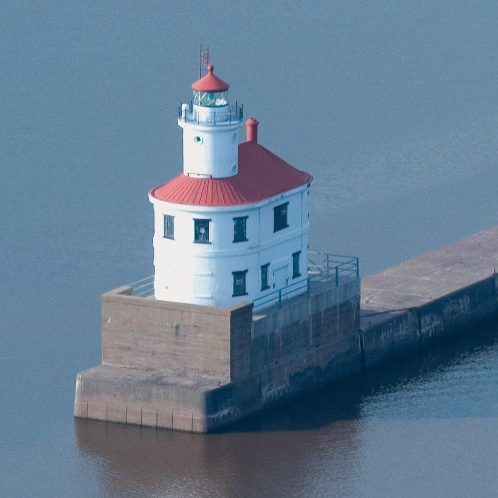 Lighthouses Of Western Lake Superior Lake Superior Magazine