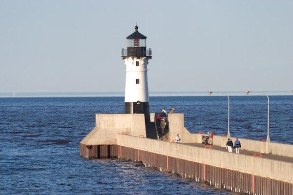 Lighthouses of Western Lake Superior