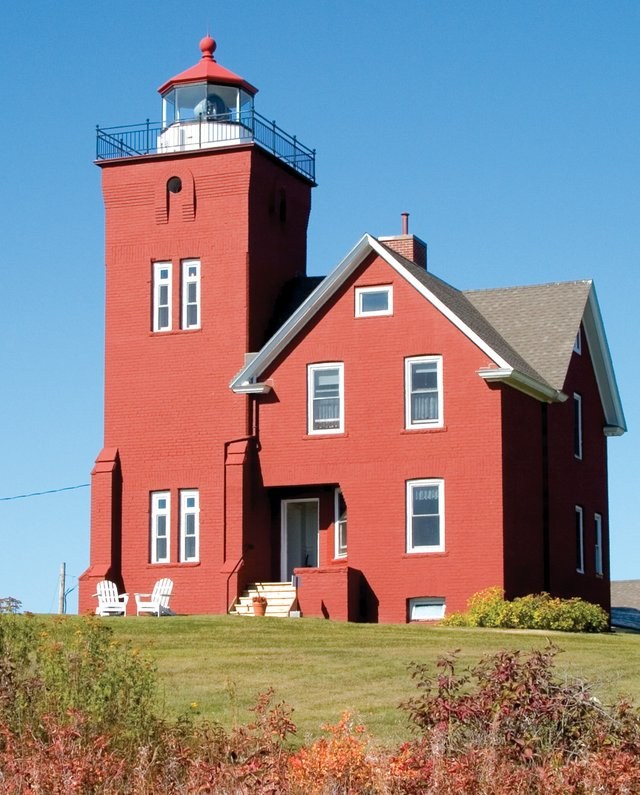 Lighthouses of Western Lake Superior